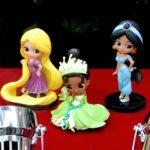 Q posket Disney Characters petit vol.1(ラプンツェル、ティアナ、ジャスミン)が登場します!