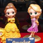 2017年9月2週目にQ posket special color vol.3 ベル&ラプンツェルが登場予定です!